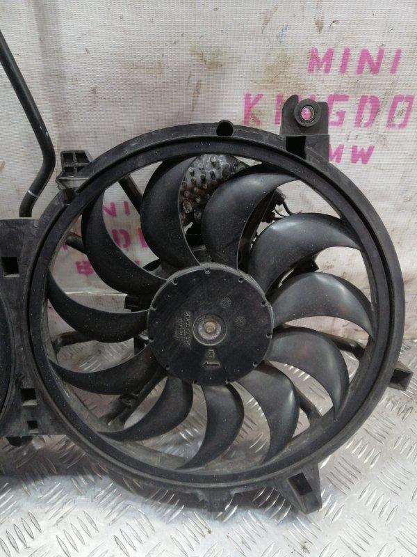 Вентилятор радиатора Infiniti G35 V36