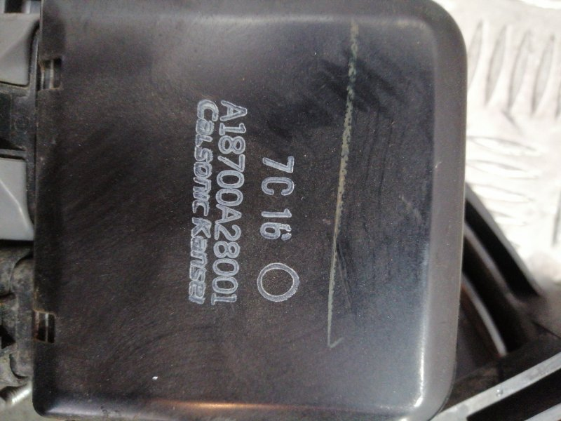 Вентилятор радиатора G35 V36