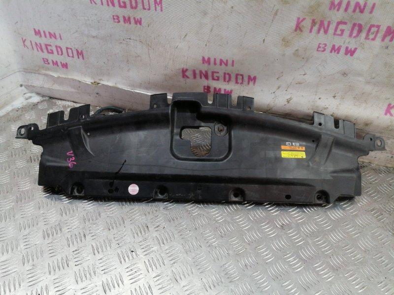 Накладка замка капота Infiniti G35 V36 F82000A74000 контрактная