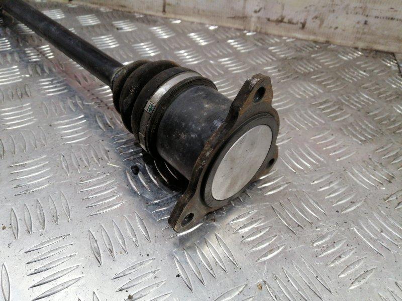 Привод задний правый sx4 2007 yb41s J20A
