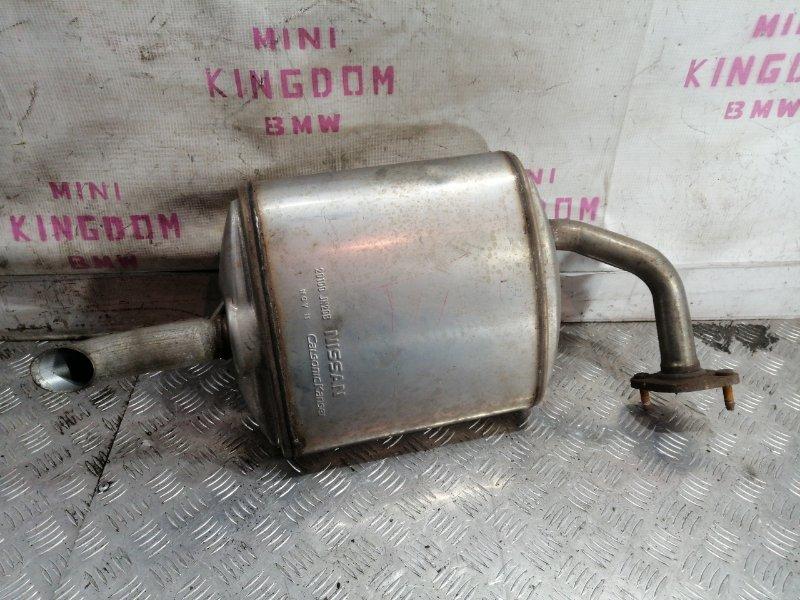 Глушитель Nissan Teana 2012 J32 VQ25DE 20100JN20B контрактная