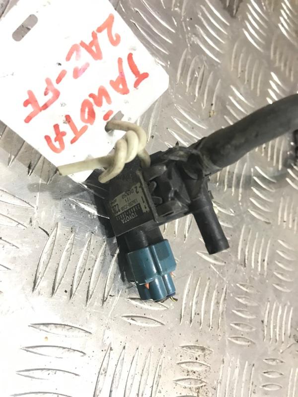 Клапан вакуумный 2AZ