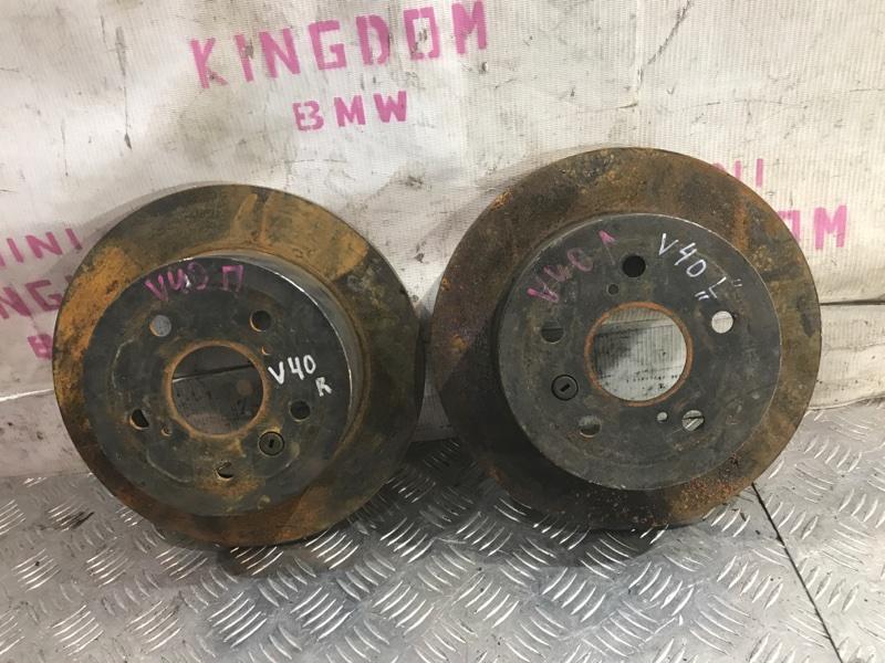 Тормозной диск задний Toyota Camry 2011 acv40 2AZ-FE 4243133130 контрактная