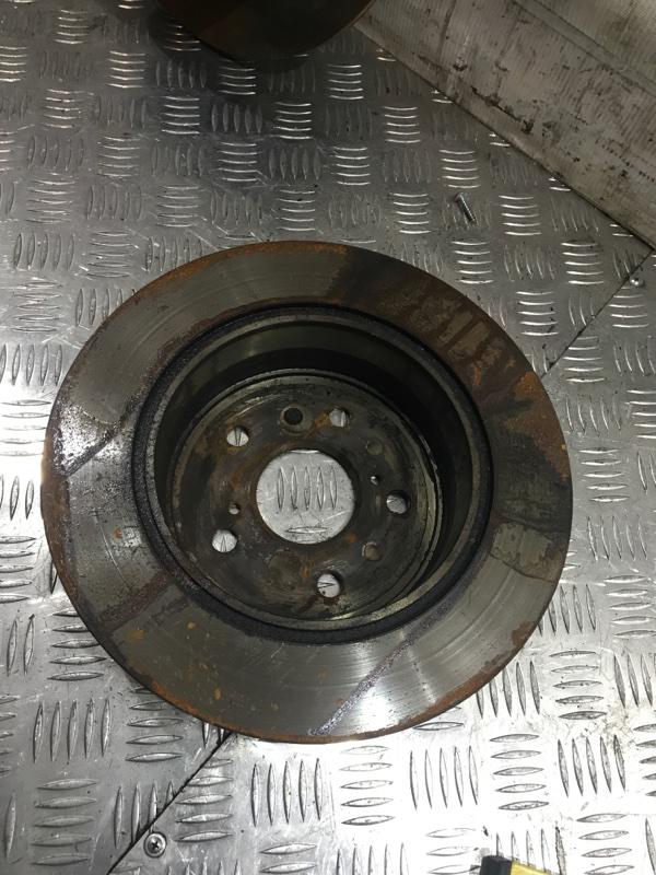 Тормозной диск задний Toyota Camry acv40 2AZ-FE