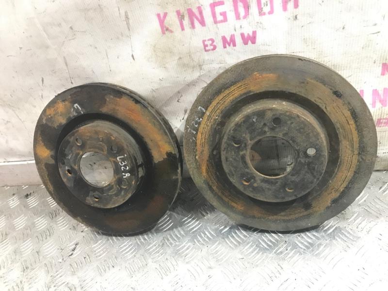 Тормозной диск передний Nissan Teana 2012 J32 VQ25DE 40206JN90A контрактная