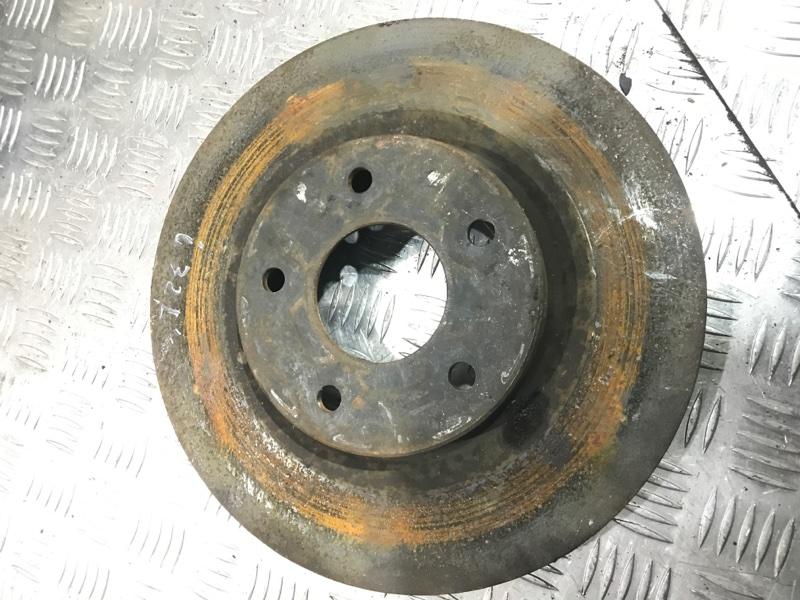Тормозной диск передний Teana 2012 J32 VQ25DE