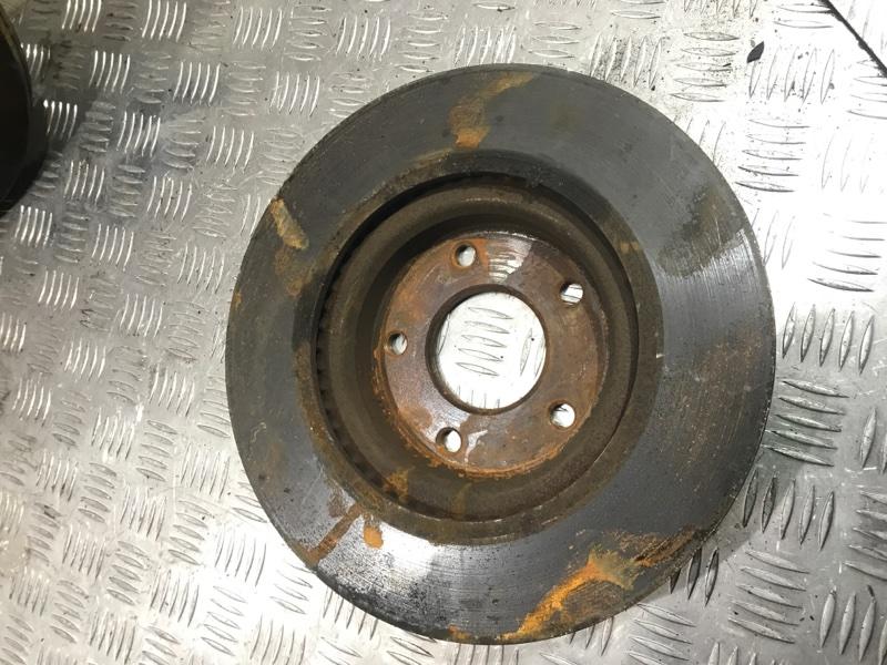 Тормозной диск передний Nissan Teana J32 VQ25DE