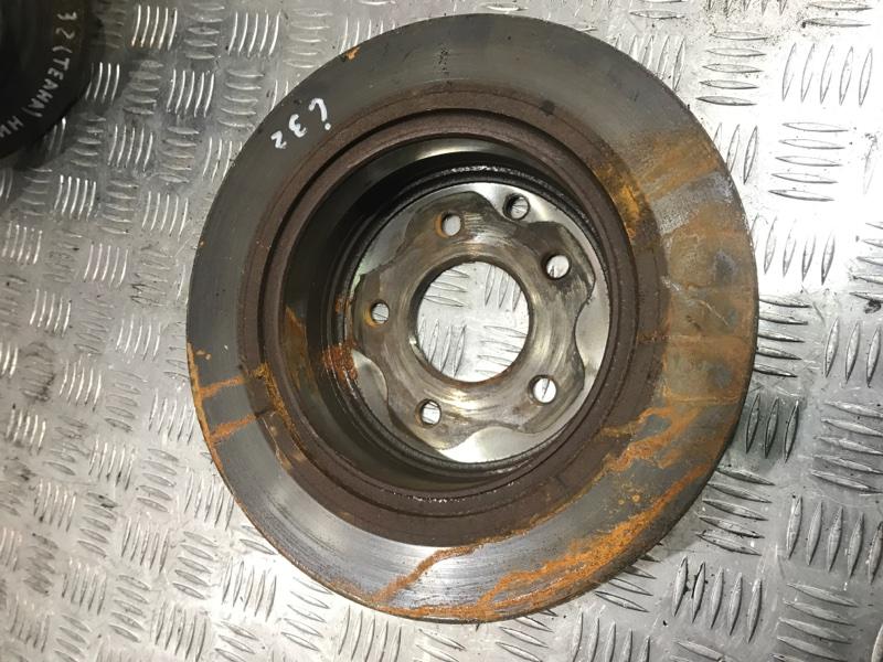 Тормозной диск задний Nissan Teana J32 VQ25DE