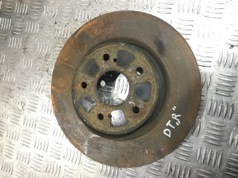 Тормозной диск передний Grand Vitara 2006 JT J20A