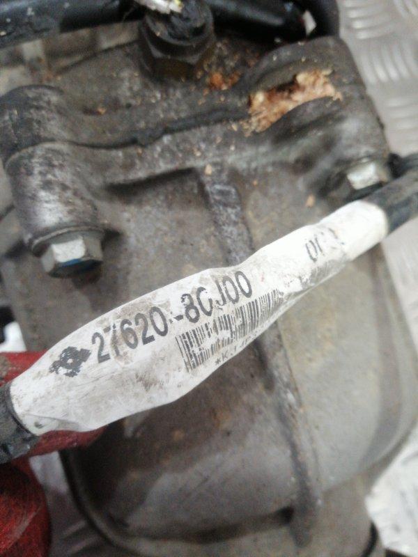 Редуктор задний sx4 2007 yb41s J20A