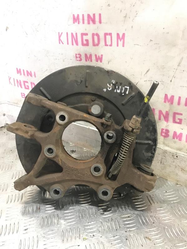 Кулак задний правый Lincoln Navigator 2 (U228) 5.4