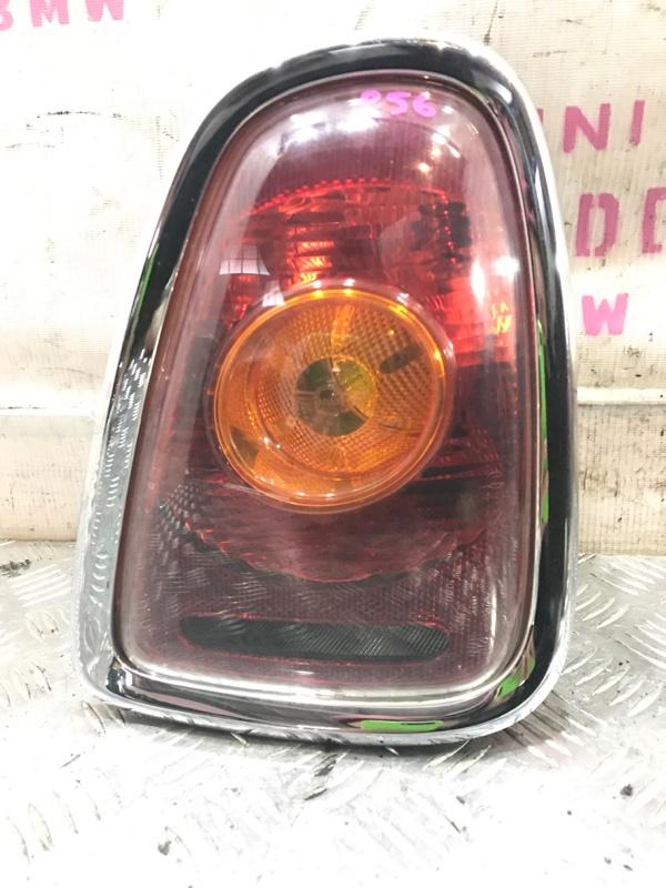 Фонарь задний правый MINI Cooper R56 2751308 контрактная