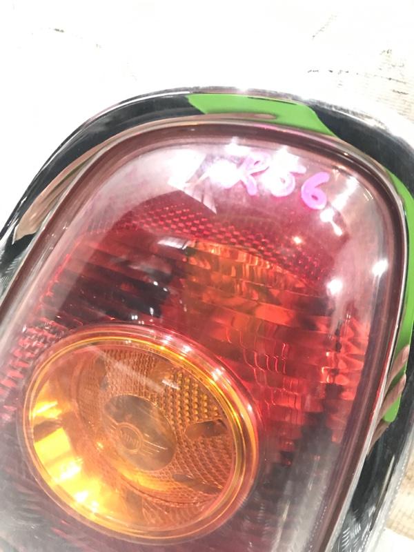 Фонарь задний правый Cooper R56