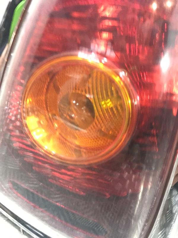 Фонарь задний правый MINI Cooper R56