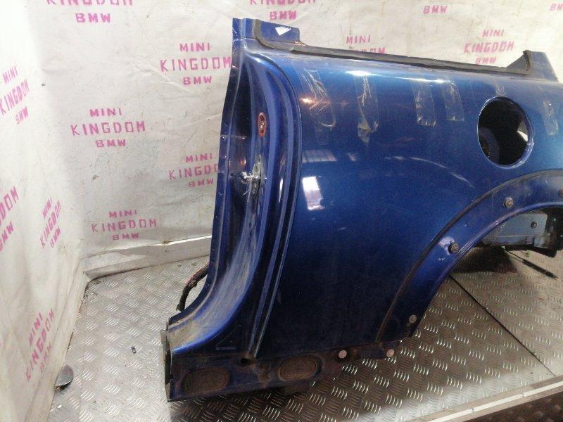 Крыло заднее левое MINI Cooper R56