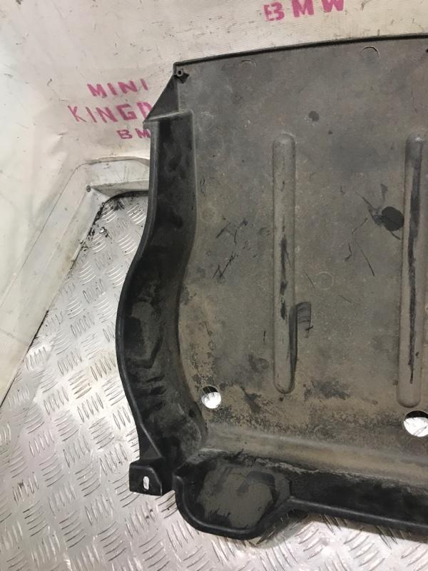 Облицовка днища кузова задняя Cooper R56