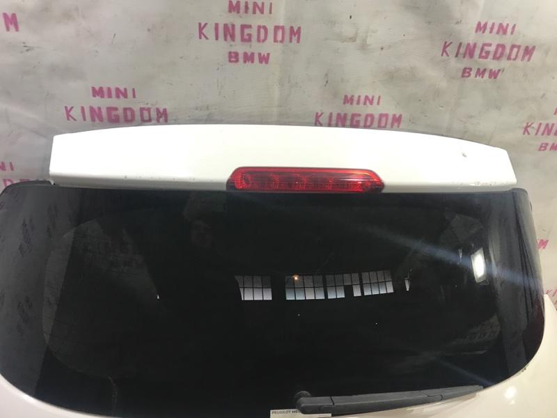 Крышка багажника задняя Peugeot 308 EP6DT