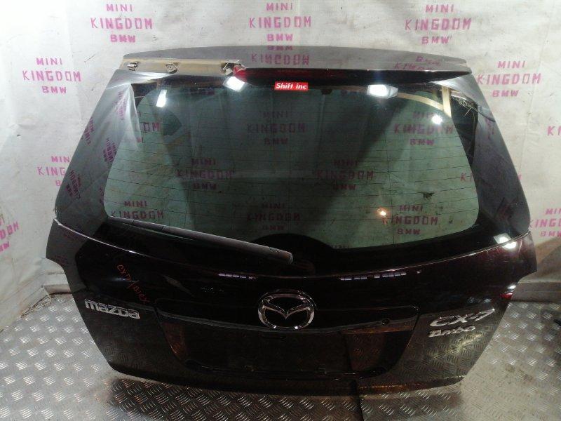 Крышка багажника задняя Mazda CX-7 EGY56202XD контрактная