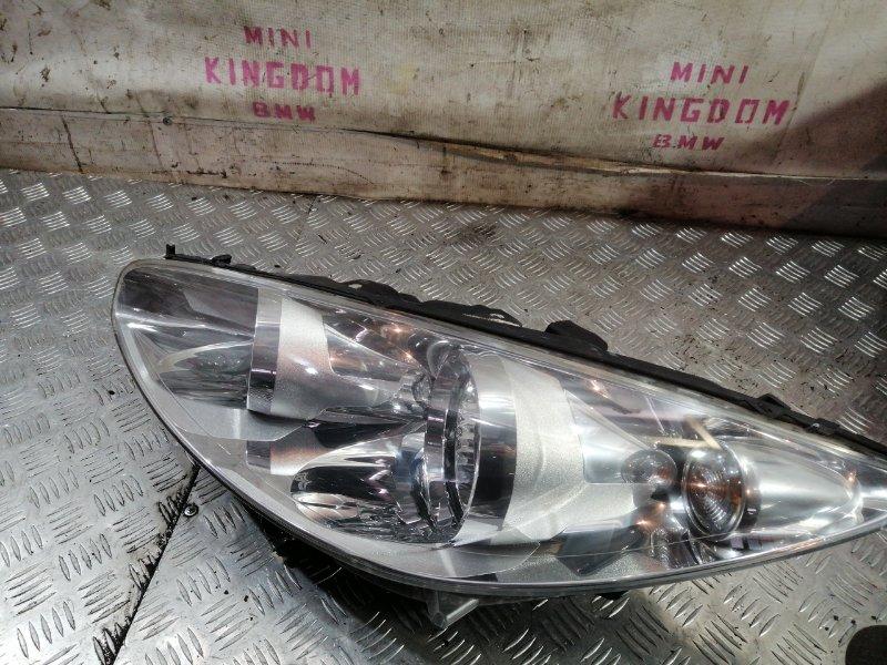 Фара передняя левая 308 2013 EP6DT