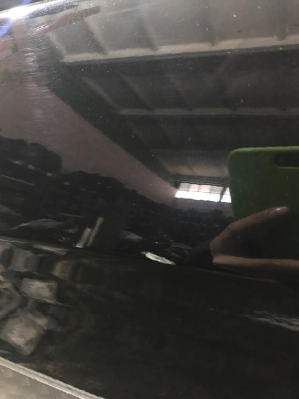 Дверь передняя левая voyager 2006 4 EGA