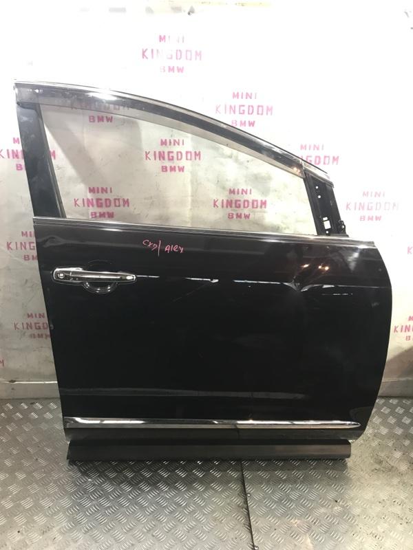 Дверь передняя правая Mazda CX-7 EGY15802XT контрактная