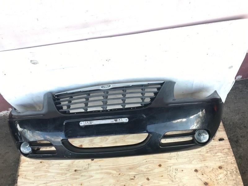 Бампер передний Chrysler voyager 2006 4 EGA 5018639AA контрактная