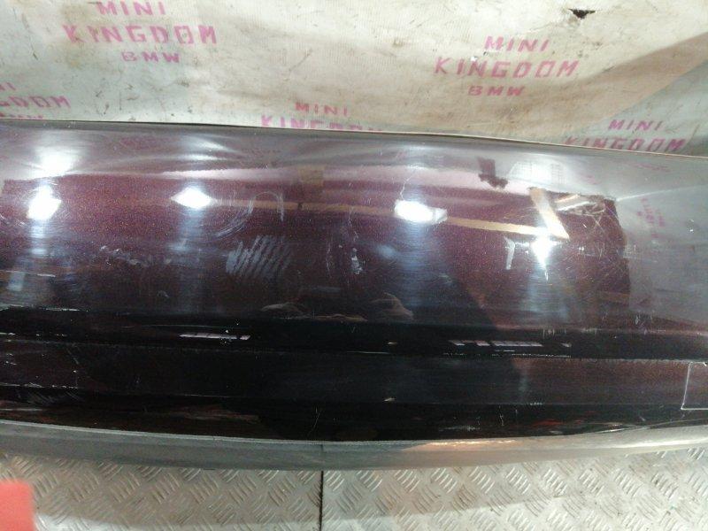 Бампер задний CX-7