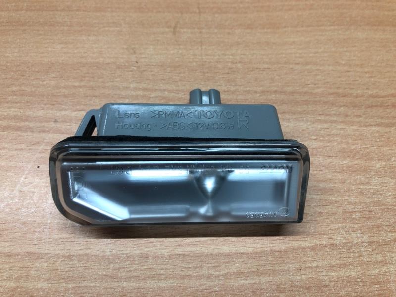 Фонарь подсветки номерного знака задний правый IS220d (2) 2005 Седан