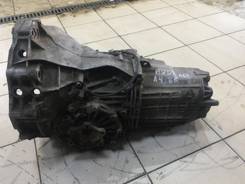 Коробка передач акпп Audi A4 B6 ALT