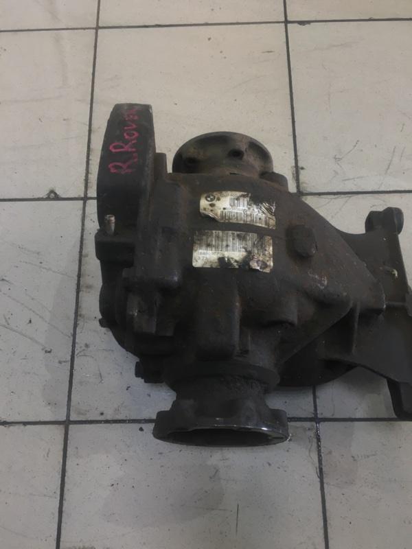 Задний редуктор 7-series E65