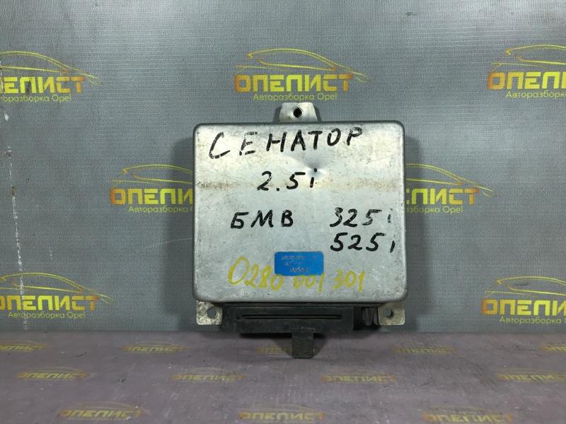 Блок управления двигателем Opel Senator 25NE 0280001301 Б/У