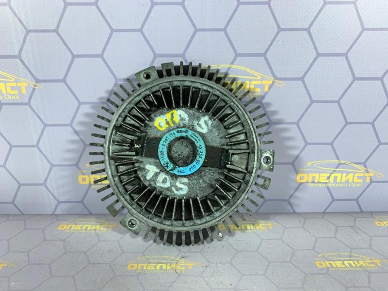 Вискомуфта Opel Omega B X25DT 90509123 Б/У