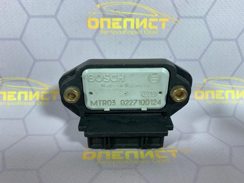 Коммутатор системы зажигания Opel Omega A 0227100124 Б/У