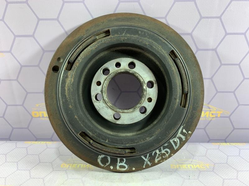 Шкив коленвала Opel Omega B X25DT 90487878 Б/У