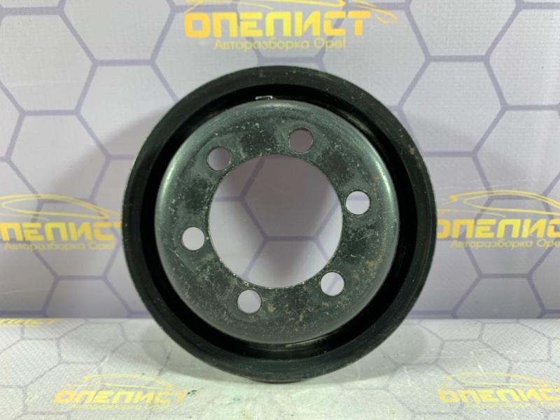 Шкив коленвала Opel Omega B X25DT 90509780 Б/У