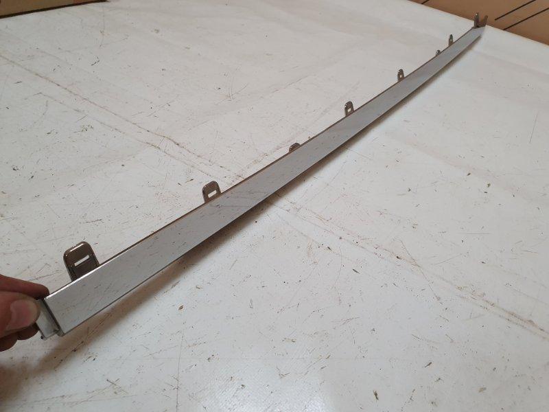 Хром решетки радиатора Land Cruiser Prado 150