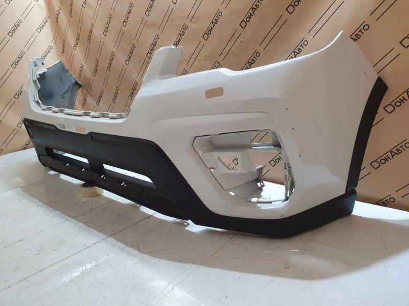 Бампер передний Subaru Forester 5