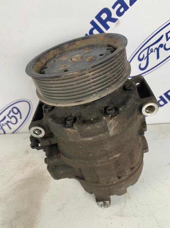 Компрессор кондиционера Volkswagen Touareg 2012 7P5 3.6 (CGRA) 7P0820803E Б/У
