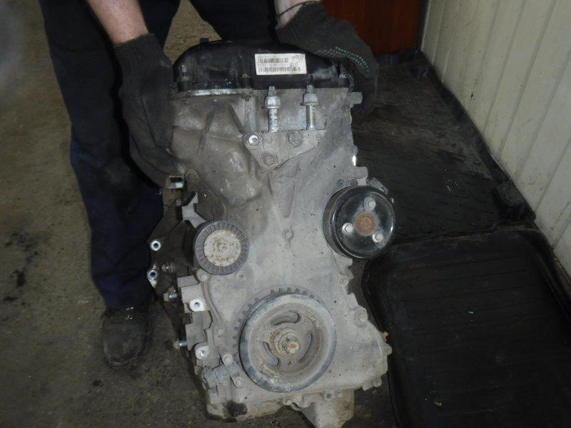 Двигатель Mondeo 2008 4 2.0