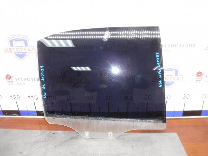 Стекло двери заднее правое Hyundai Accent 2007 G4EC 8342025010 Б/У