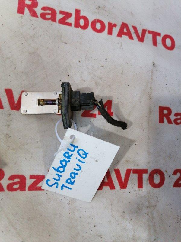 Реостат печки Subaru Traviq 2002 XM220 Z22SE Б/У