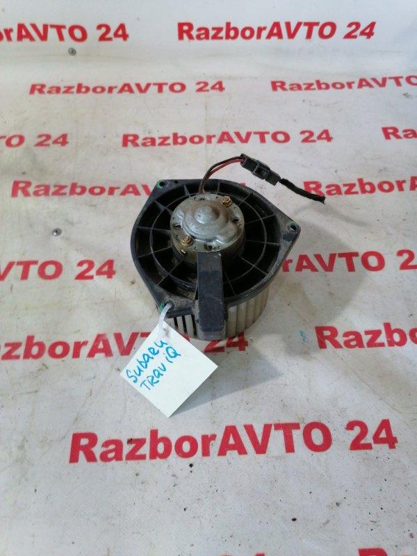 Вентилятор печки Subaru Traviq 2002 XM220 Z22SE Б/У