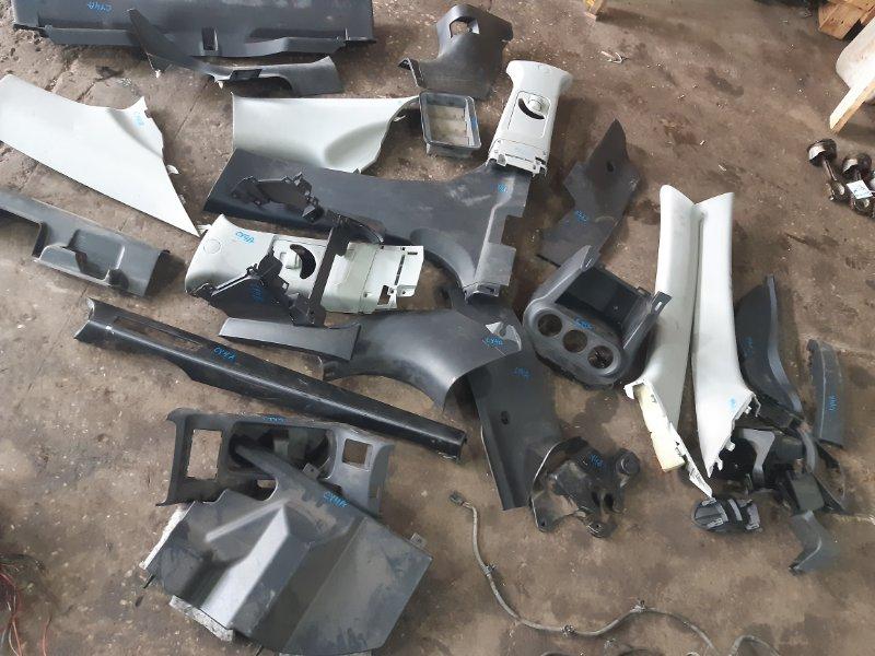 Пластиковые детали салона Mitsubishi Lancer X CY4A 4B11