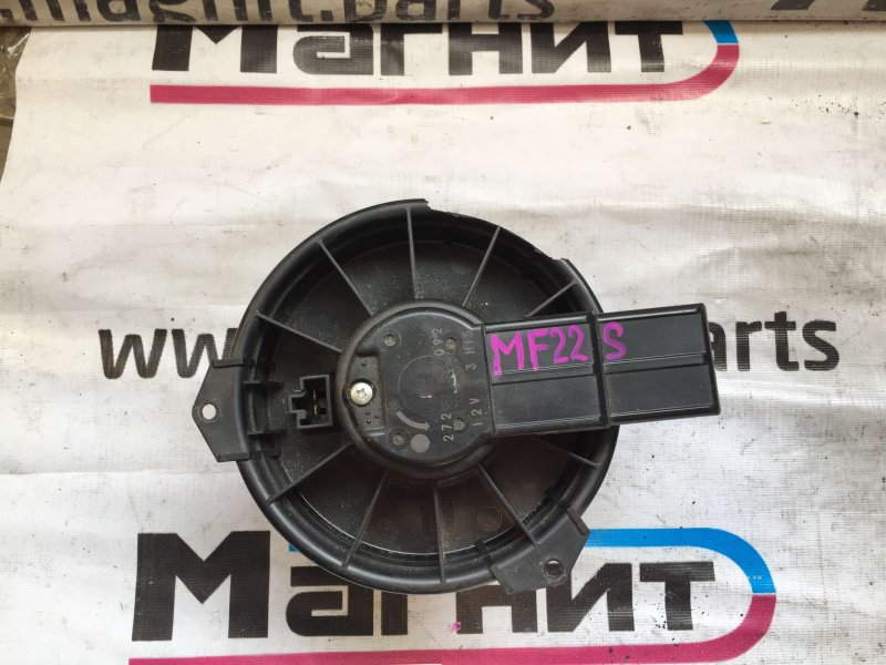 Мотор печки SUZUKI MR Wagon MF22S контрактная
