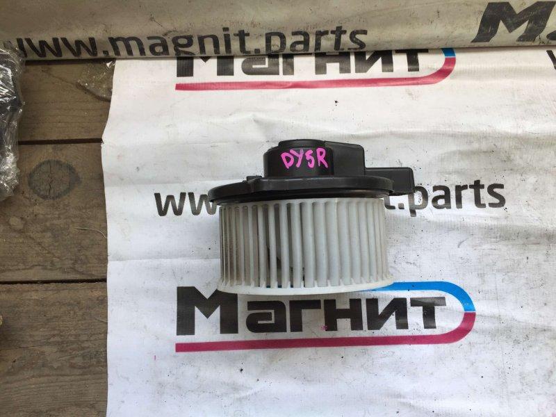 Мотор печки MAZDA Demio DY5R
