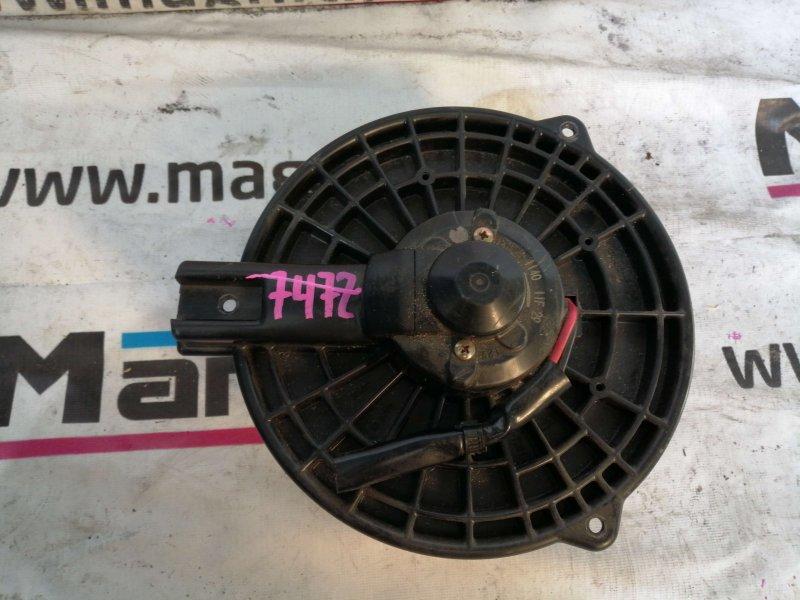 Мотор печки TOYOTA Altezza GXE15W 87103-53010 контрактная