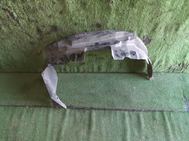 Подкрылок передний правый MITSUBISHI Pajero Mini H56A MR179984 контрактная