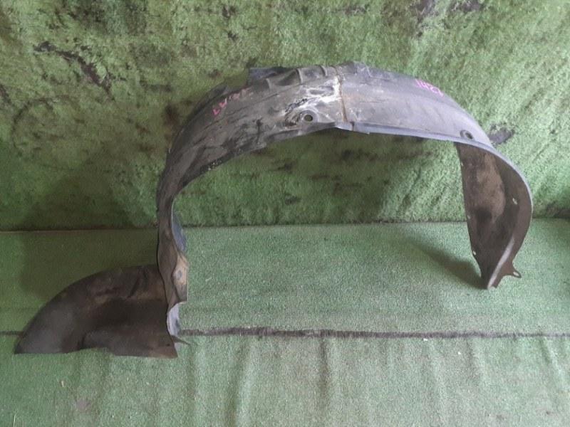 Подкрылок передний правый MAZDA MPV LW3W LD4756131D контрактная