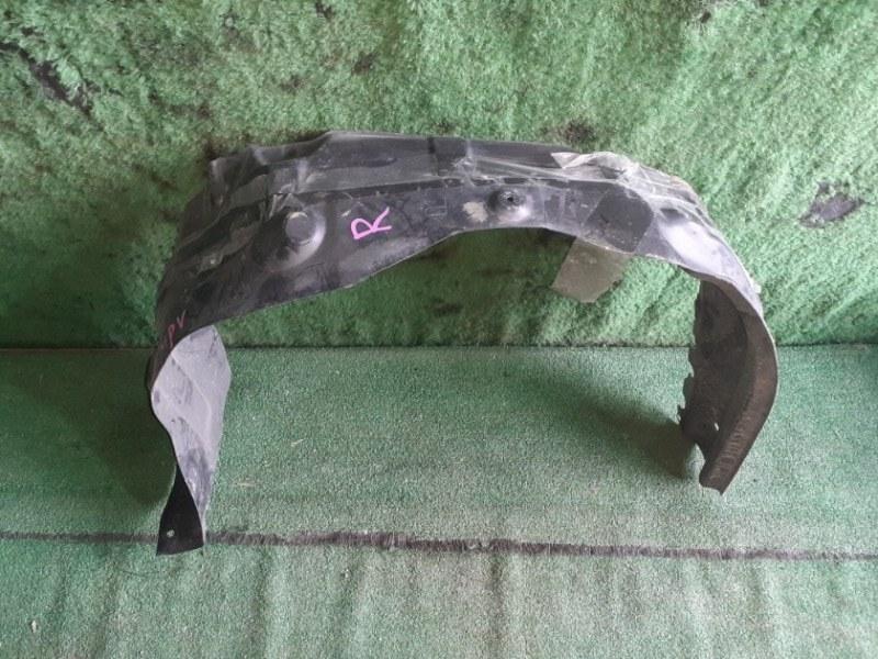 Подкрылок передний правый MAZDA MPV LVLR LA0156131B контрактная