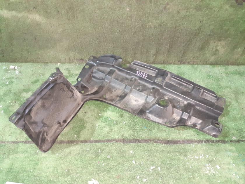 Защита ДВС передняя левая TOYOTA Ractis NCP100 51442-52080 контрактная